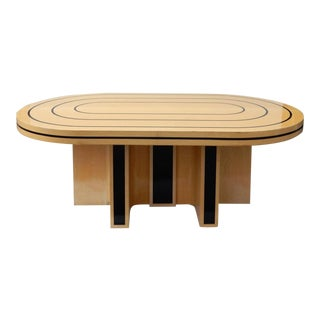 Tommi Parzinger Race Track Dining Table