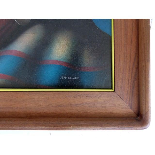 Southwestern Portrait by Jeff St. John - Image 5 of 9