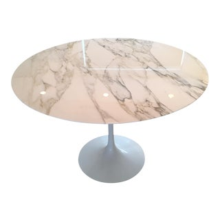 Saarinen Marble Top Table