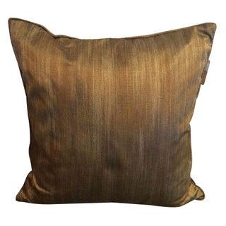 Woven Ombre Stripe Pillow