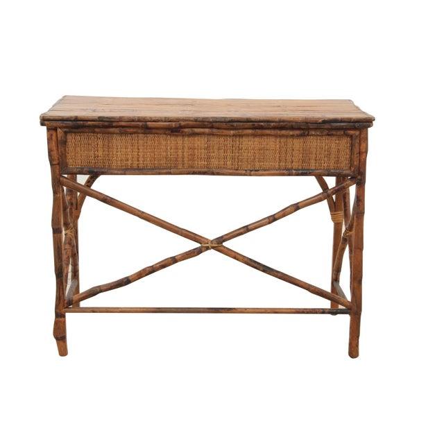 Split Bamboo Desk - Image 6 of 6