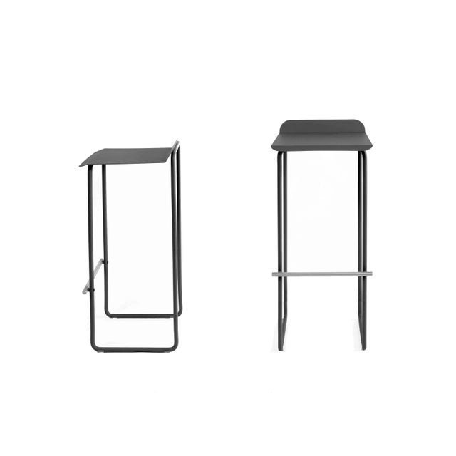 Image of Black Sprig Counter Stool - a Pair - Retail $1,050