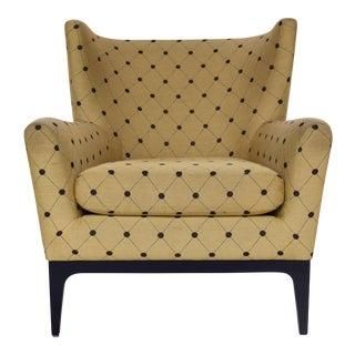 Wing Back Chair, Modern Design