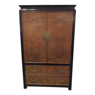 Century Furniture Chin Hua Bedroom Armoire