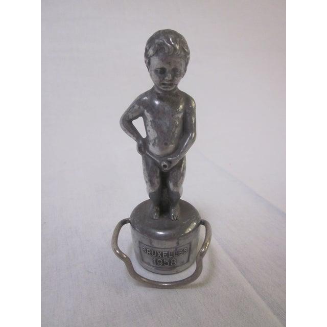 Vintage Cherub Bottle Topper - Image 3 of 10