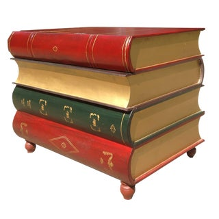 Book Stack Table