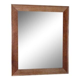 19th C. Birdseye Maple Mirror