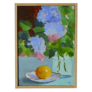 """Lilac With Lemon"" by Anne Carrozza Remick"