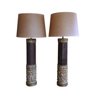 19th C. French Table Lamps