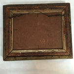 Image of Very Small 19th Century Landscape Oil Painting