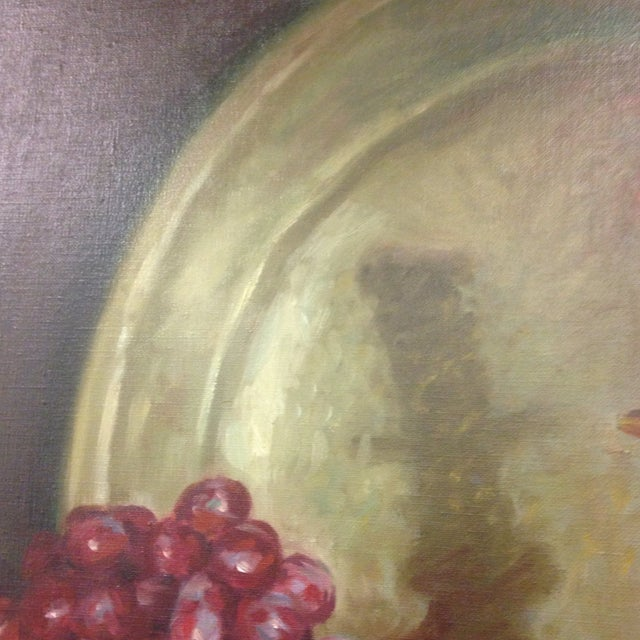 Image of John R. Petralia Oil Still Life Painting