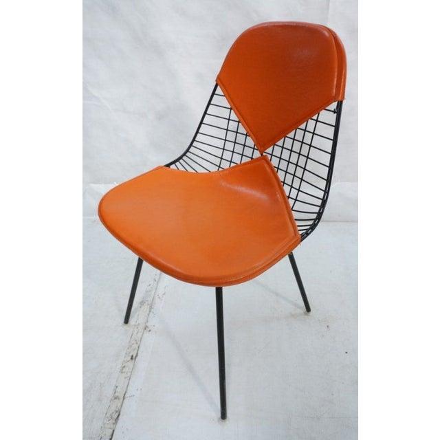 eames bikini wire chair mid century modern chairish. Black Bedroom Furniture Sets. Home Design Ideas