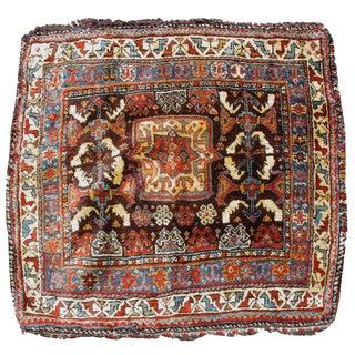Khamseh saddlebag
