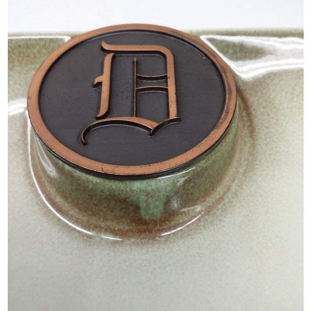 The Hyde Park No 1935 Initial D Ashtray - Image 9 of 10