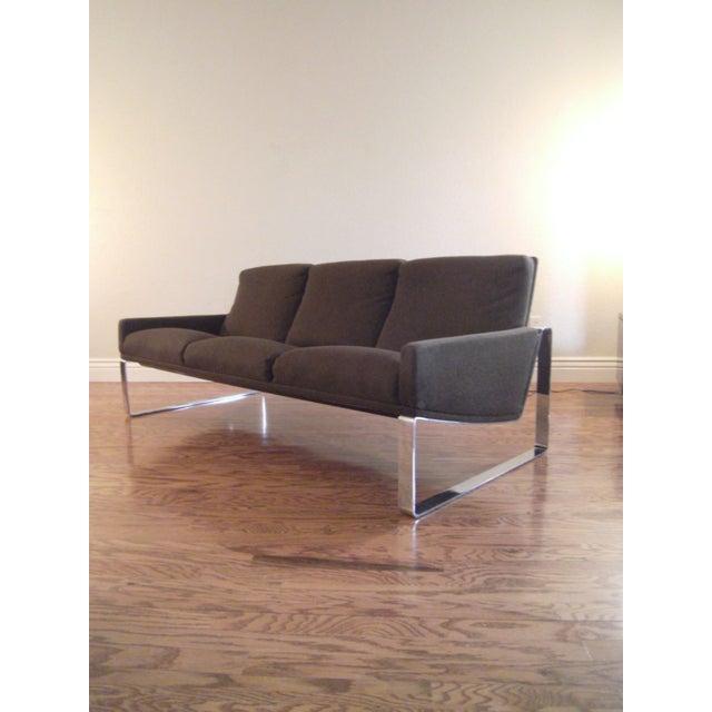 Image of Mid-Century Modern Milo Baughman Sofa