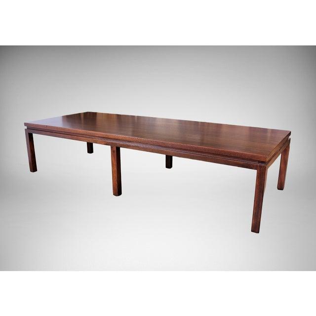 Harvey Probber Mahogany Coffee Table - Image 2 of 8