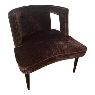 Adrian Pearsall Brown Chair
