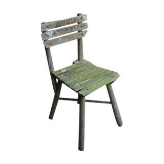 Vintage French Thonet Children's Chair