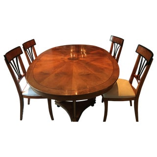 Century Capuan Dining Set - Set of 7