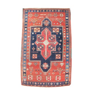 Armenian Karabagh Wool Rug from South Caucasus