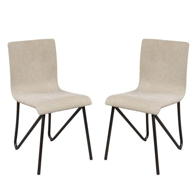 Sarreid LTD Sybaris Chairs - A Pair - Image 1 of 6