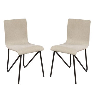 Sarreid LTD Sybaris Chairs - A Pair