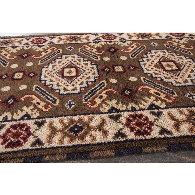 "Apadana - Modern Kazak Rug, 2'2"" x 6'7"" - Image 6 of 7"