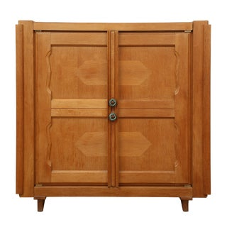 Mid-Century Modern Cabinet by Guillerme and Chambron