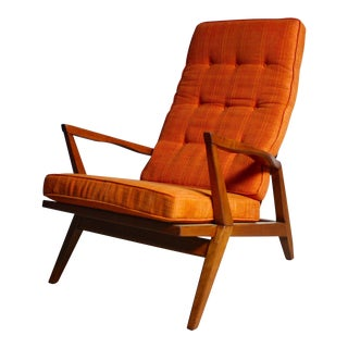 Mid-Century Modern Architectural Lounge Chair
