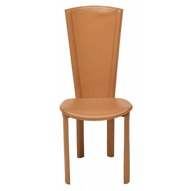 Italian Mid-Century Dining Chairs - Set of 6 - Image 3 of 4