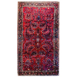 Beautiful Early 20th Century Sarouk Rug