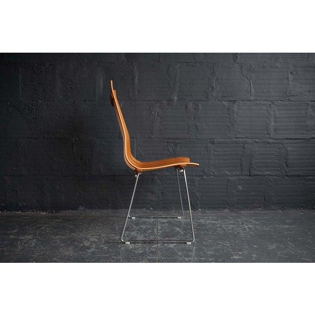 Hans Brattrud Scandia Chairs - Pair - Image 4 of 9