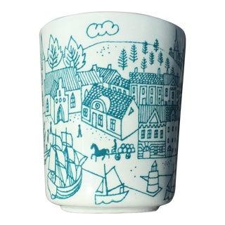 Danish Nymolle Ceramic Cup