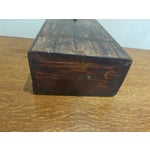 Image of Vintage Wine Box with Handle
