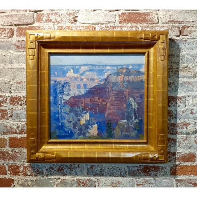 Fitch Fulton Grand Canyon Landscape Oil Painting - Image 11 of 11