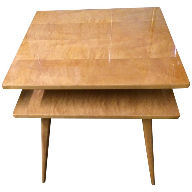 Mid century modern table from sweden chairish for Spl table 98 99