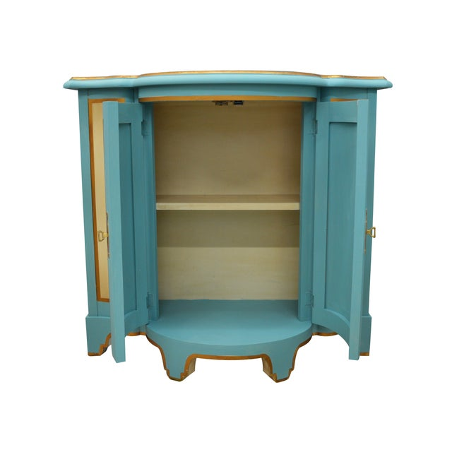 Moroccan-Style Console Cabinet - Image 2 of 4