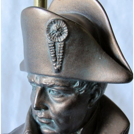 Napoleon Bonaparte Lamp by Austin - Image 6 of 8