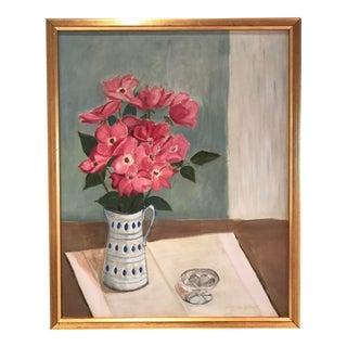 Floral Still Life Flowers Original Painting