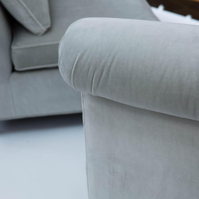 Mid-Century Slipper Chairs - A Pair - Image 6 of 10