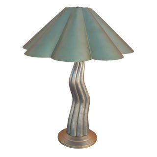 Abstract Modern Table Lamp