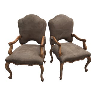 1970's Italian Style Chairs- A Pair