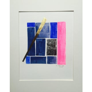 All About Yves Original Abstract Painting