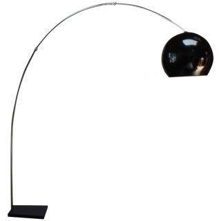 Fully Adjustable Vintage Arching Floor Lamp