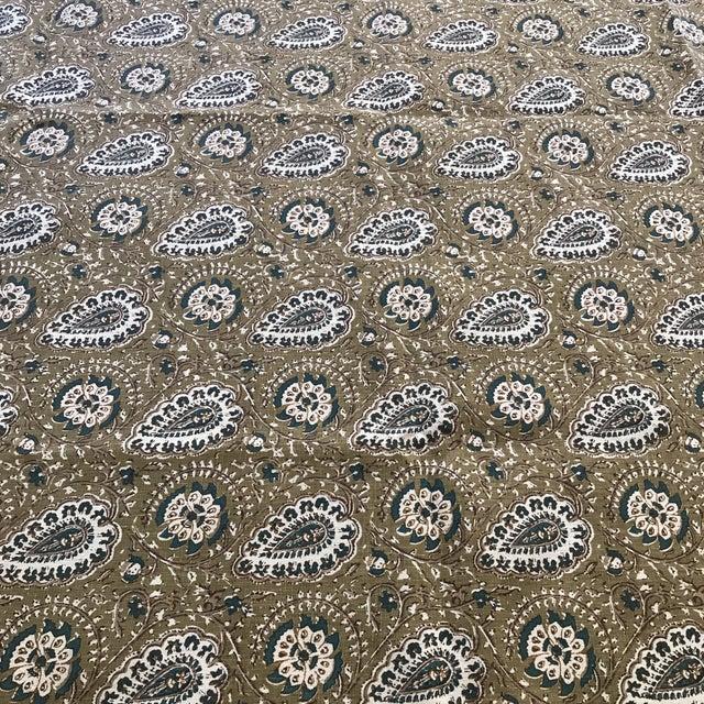 "Jasper ""Agra"" Fabric- 1 1/4 Yards - Image 6 of 6"