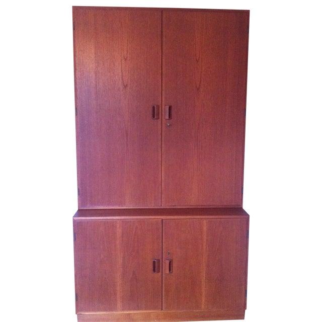 Vintage 1950s Borge Mogensen Danish Modern Cabinet - Image 1 of 11