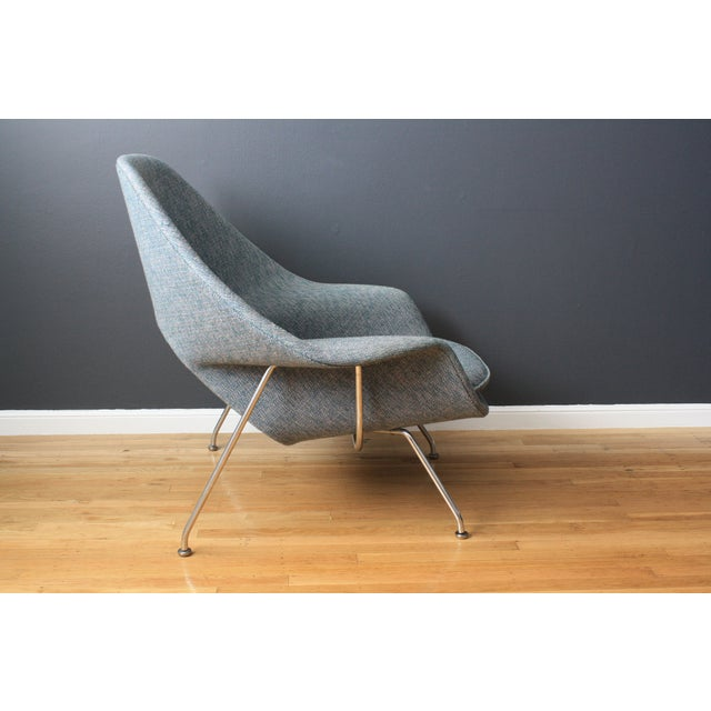 Image of vintage knoll womb chair by eero saarinen - Vintage womb chair for sale ...