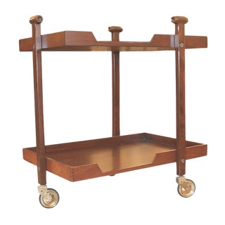 Franco Albini and Franca Helg Bar Cart for Poggi