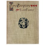 Image of 'Tony Tompkins: The Lion Tamer' Book by Harriet Scott Barber