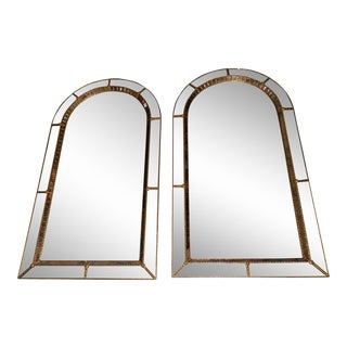 French Doris Duke Inspired Mirrors - A Pair